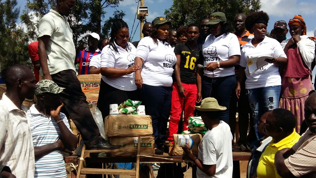 NASA leaders commit to pay fees for boy whose mother was shot during protests