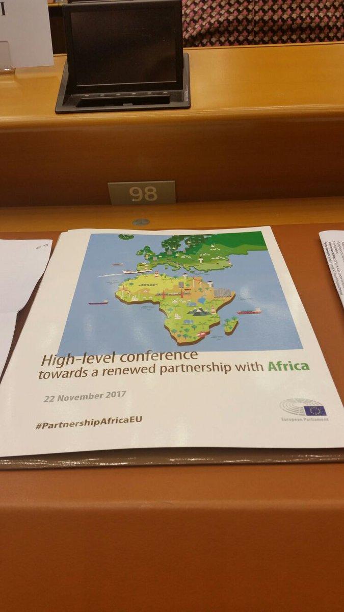 #PartnershipAfricaEU