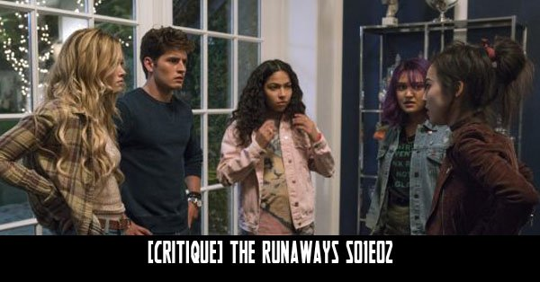 #Runaways