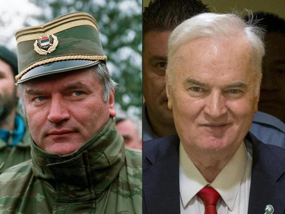 UN court convicts Mladic of genocide over Bosnia's horrors