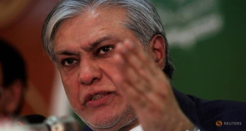 Facing graft probe, Pakistan Finance Minister relieved of duties