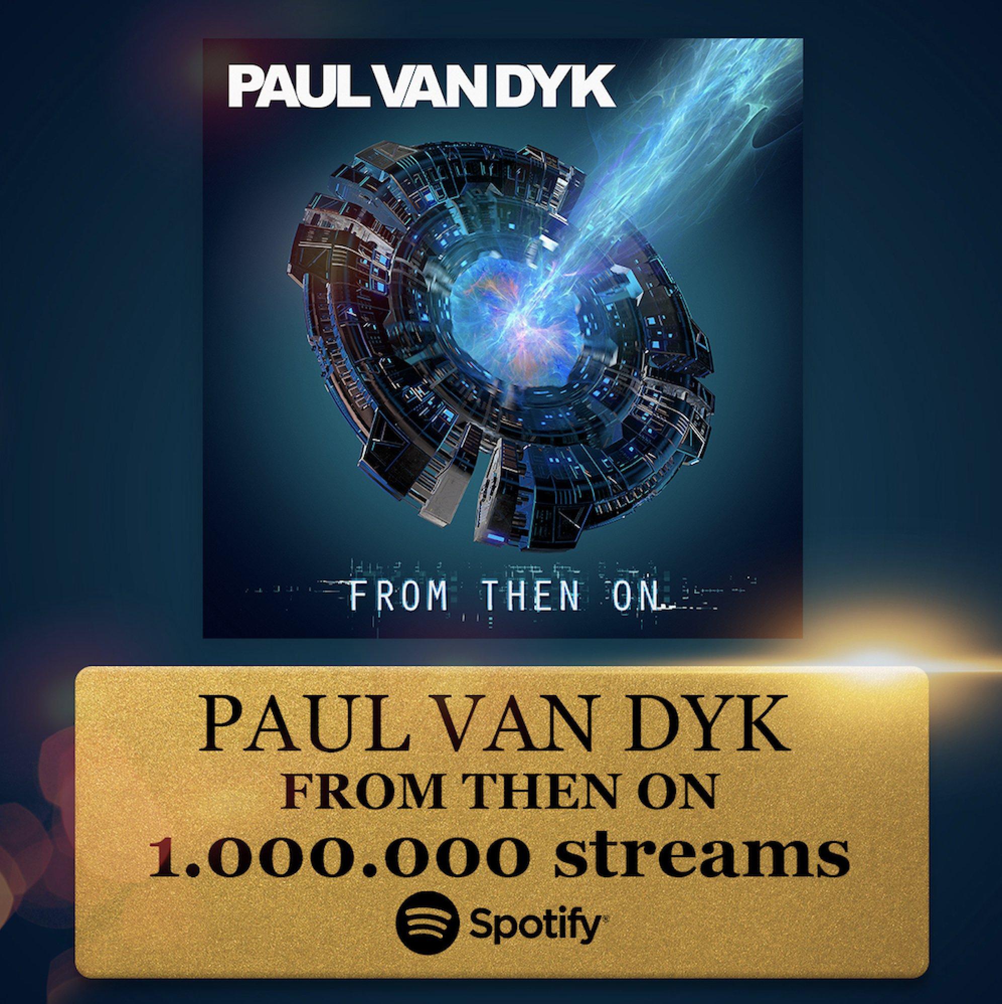 Over 1 Million #FromThenOn album streams.. ���� https://t.co/mUONEExtaj https://t.co/rbCsOLYG4D