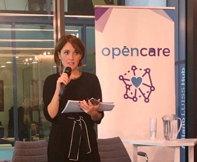 #opencare