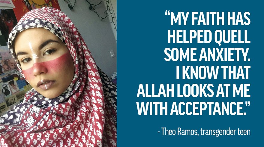 test Twitter Media - In the final installment of @TamaraLush's #OnlyOnAP series, read about another change #transgender teen Theo Ramos has undergone - in his religion. https://t.co/RhfsaMg11B https://t.co/jSHdUbYZzt