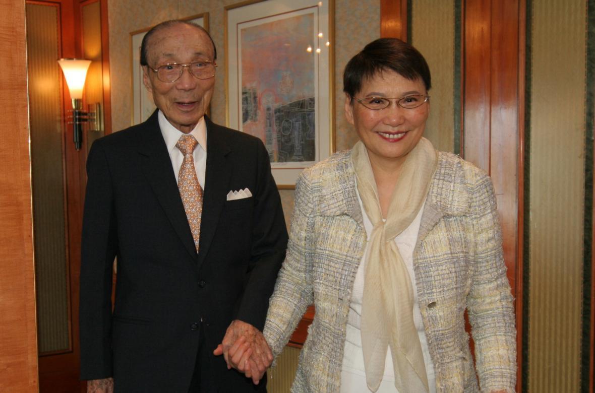 Hong Kong film and television producer Mona Fong dies, aged 83