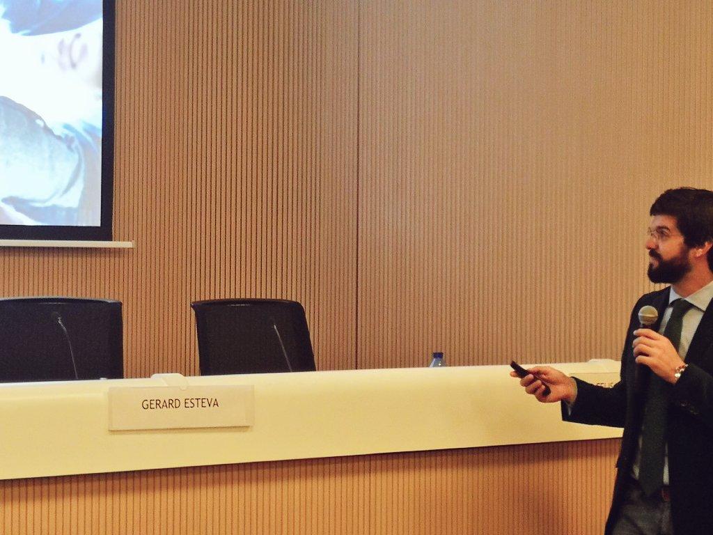 provar Twitter Mitjans - 🏀🗣️ .@gerardesteva  presenta els diversos projectes solidaris i d'integració de la @UFECcat en el món de l'esport. 👌👌 https://t.co/IcmSs4zbvd
