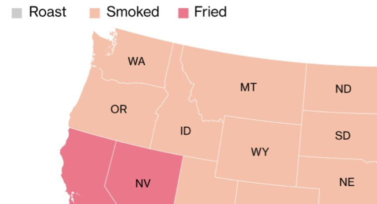 test Twitter Media - The most popular way to cook a turkey in each state https://t.co/QCuqsSoQOp https://t.co/NyfIOFj91e