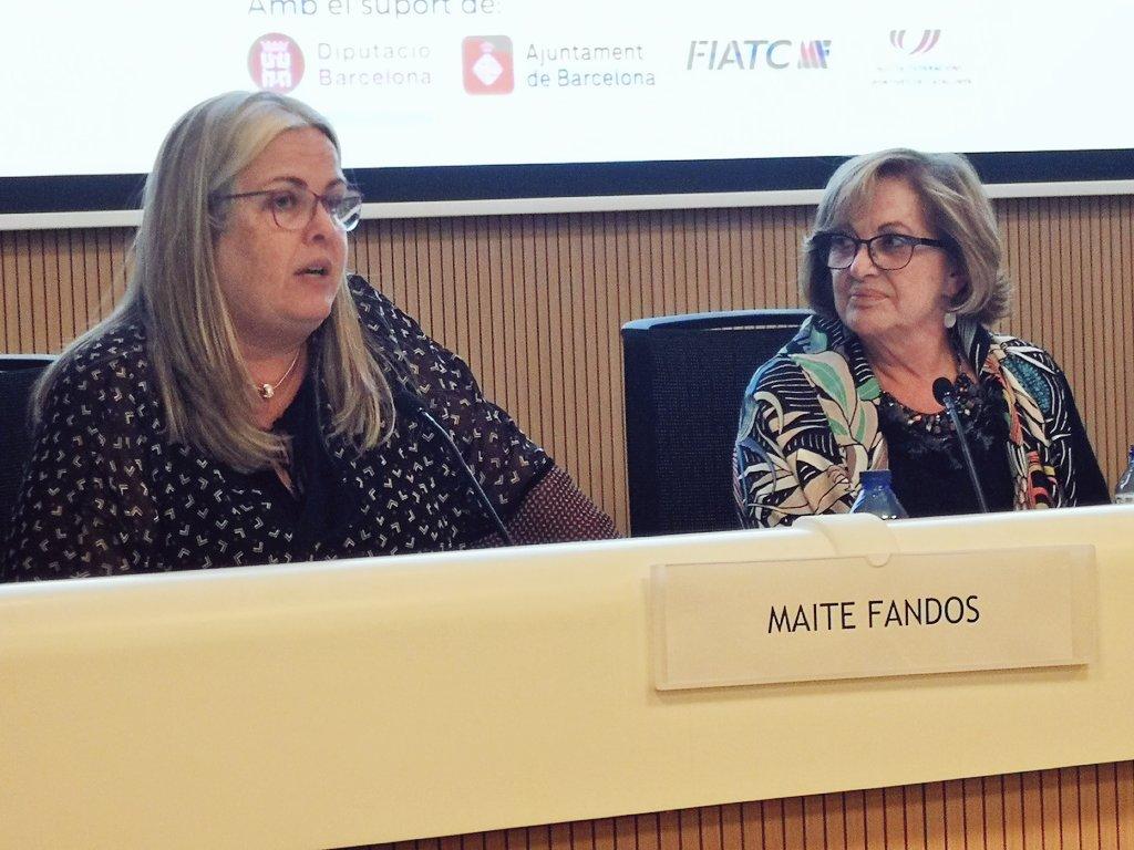 provar Twitter Mitjans - 💬⚽ Maite Fandos de la @diba fa la cloenda de la taula rodona posant en valor les fructíferes relacions entre benestar social i esport https://t.co/oTdcIE7eSI