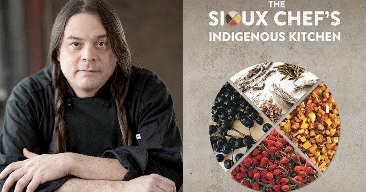 "test Twitter Media - ""Sioux Chef"" Sean Sherman is on a mission to revive the vibrant cuisine of his ancestors https://t.co/En5rLgv8XT https://t.co/lAYAeuPn1B"