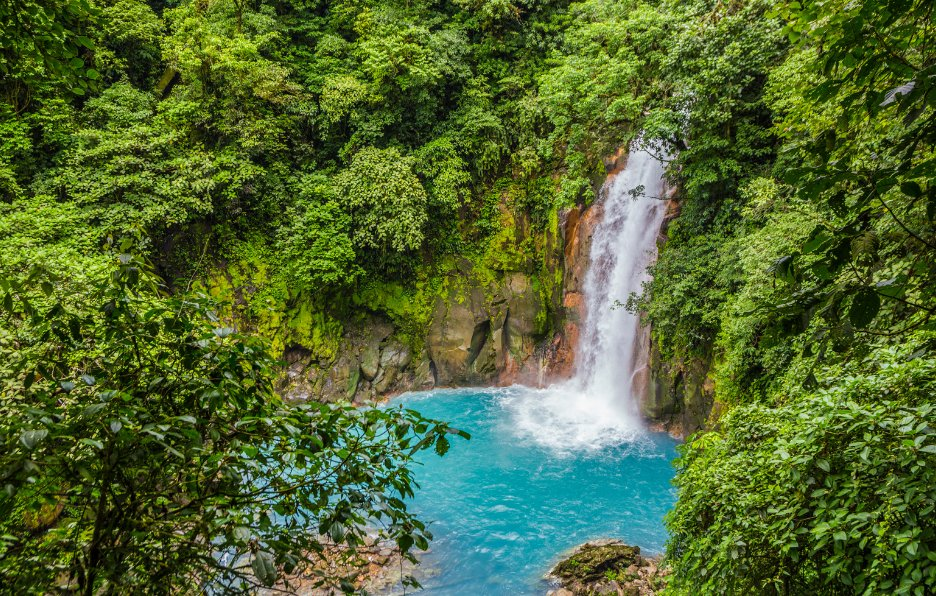Costa Rica's electricity generated by renewable energy for 300 days in 2017