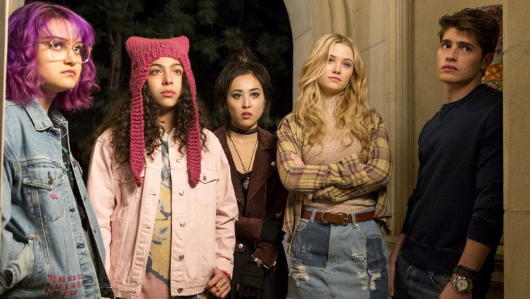 Runaways: How the Marvel series might pull a GameofThrones-level twist @runaways