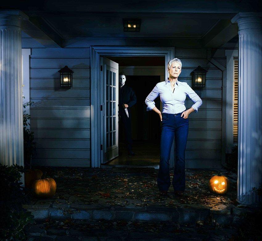 #HappyBirthday 🎂🎂 to John Carpenter's #Halloween star (Laurie Strode) -  @jamieleecurtis 🍸🎉 https://t.co/gIWoSLojXN