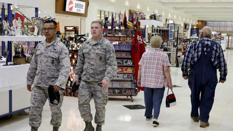 Central Texas veterans can now shop the Exchange online