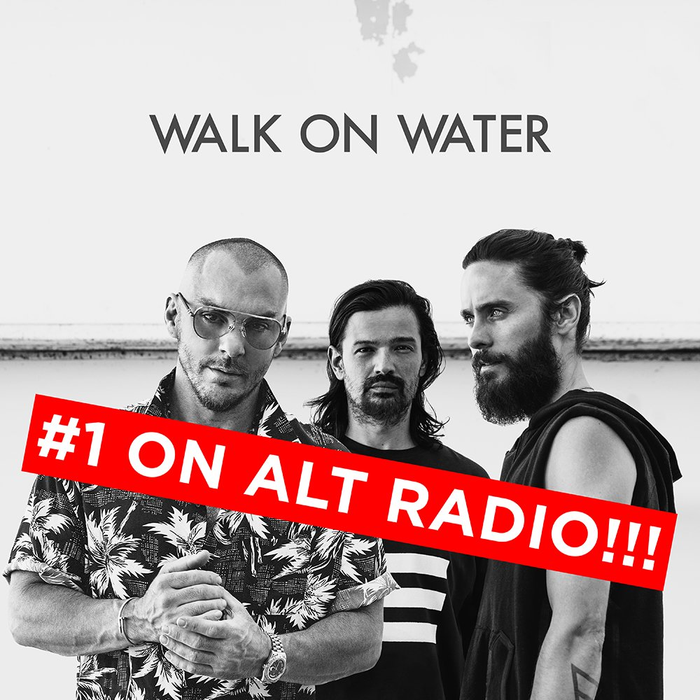 Thank you. ???????????? #WalkOnWater https://t.co/8UXm5y7yAu