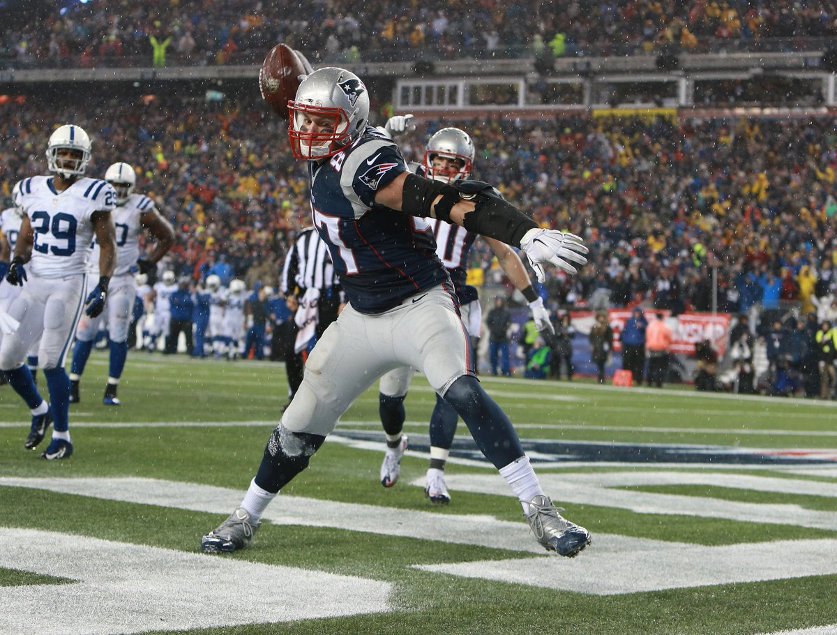Court dismisses lawsuit over 'A Gronking to Remember' cover