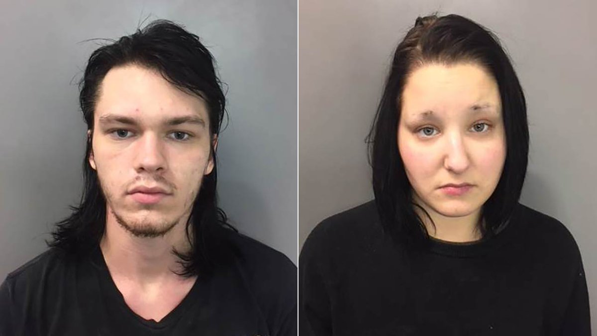 Couple arrested in 'drug deal gone bad' stabbing death in Plymouth Twp.