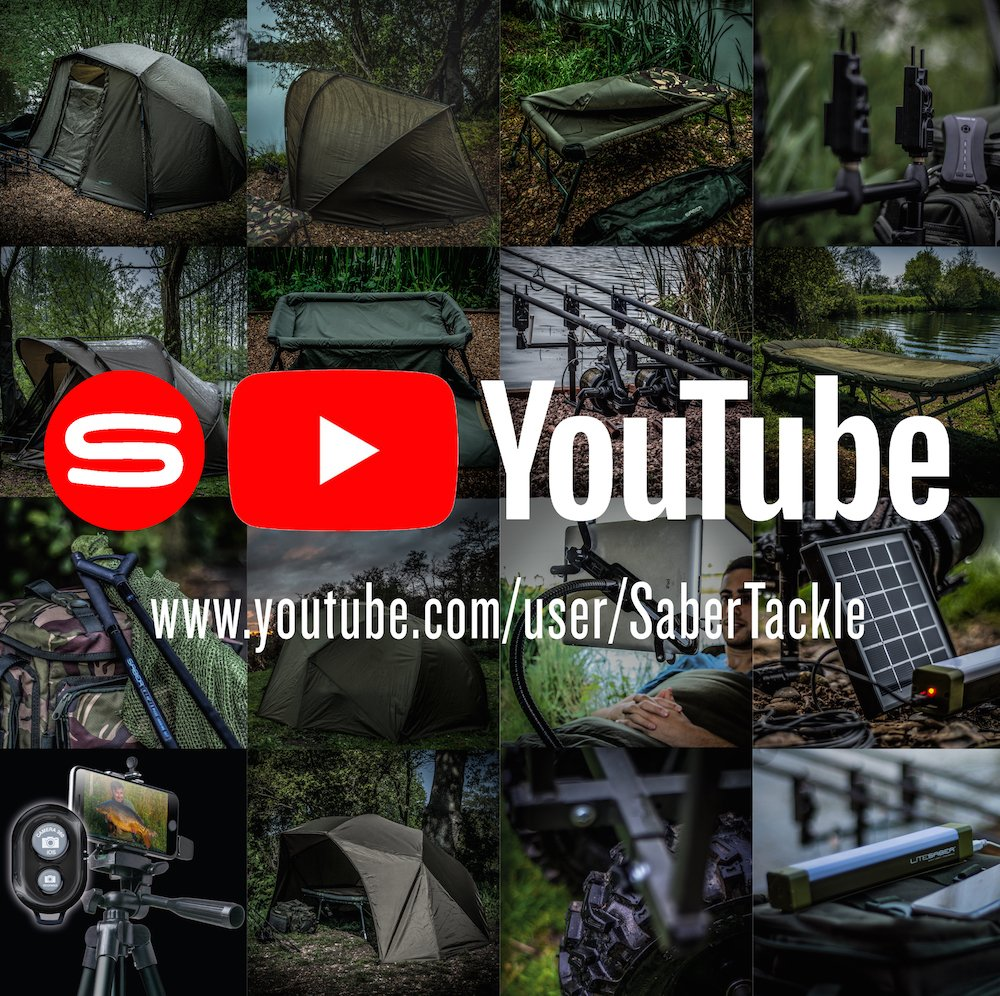 Check out the new product vids on YouTube! #saber #carp #carpfishing #screenstars https://t.co/BMQ07