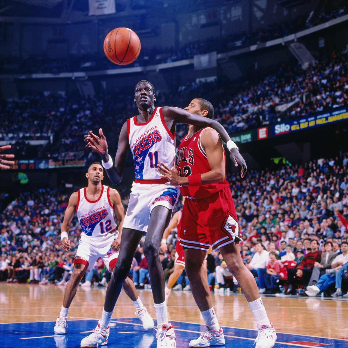 Manute Bol May Have Played in the NBA at 50 Years Old