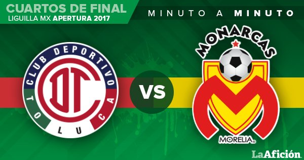 Sigue EN VIVO las mejores acciones del @TolucaFC vs @FuerzaMonarca (19:30 horas) https://t.co/M8szuYgS9H https://t.co/xitr6fBIKp