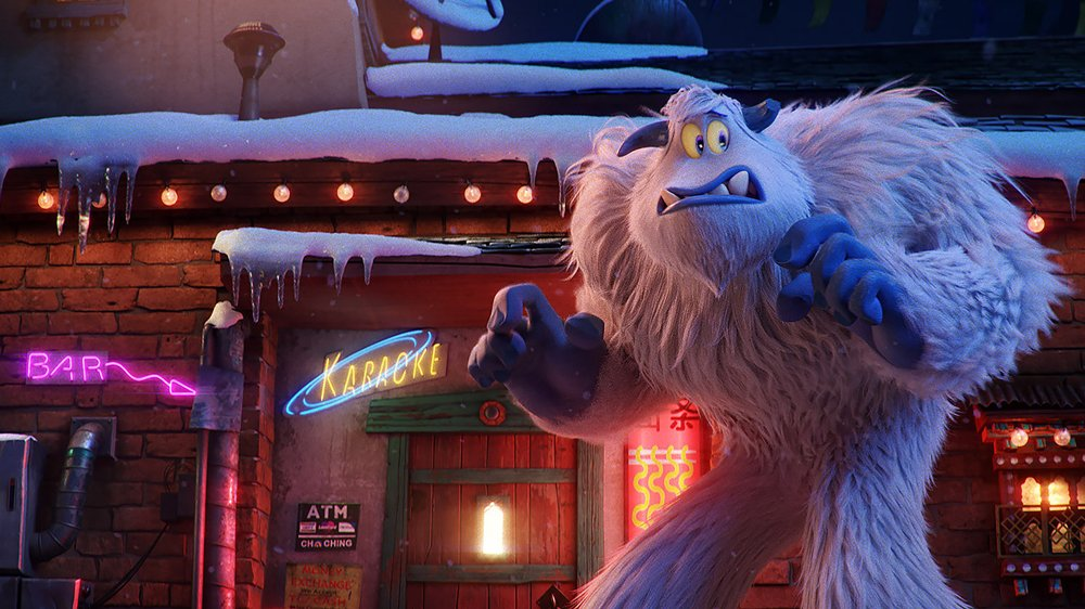 Channing Tatum's Yeti fears humans in Smallfoot's first trailer