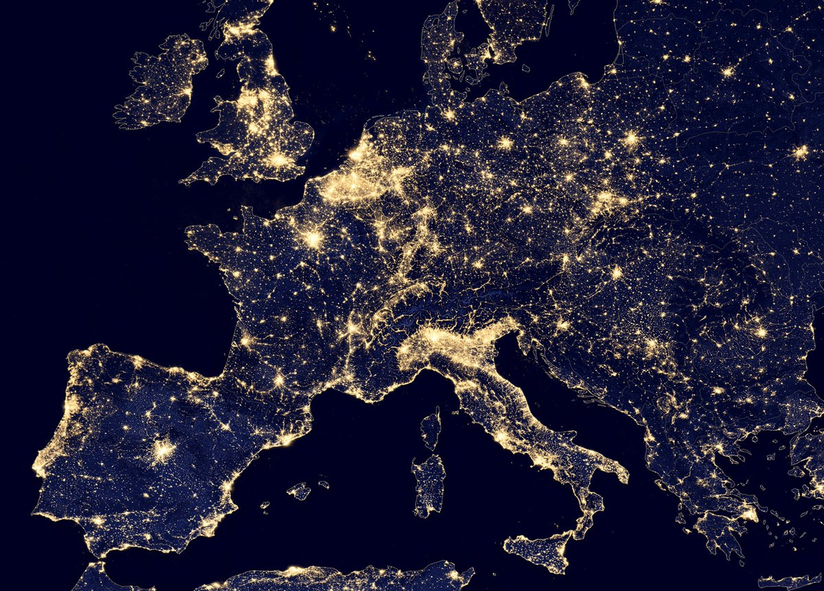 Energy-saving LEDs boost light pollution worldwide