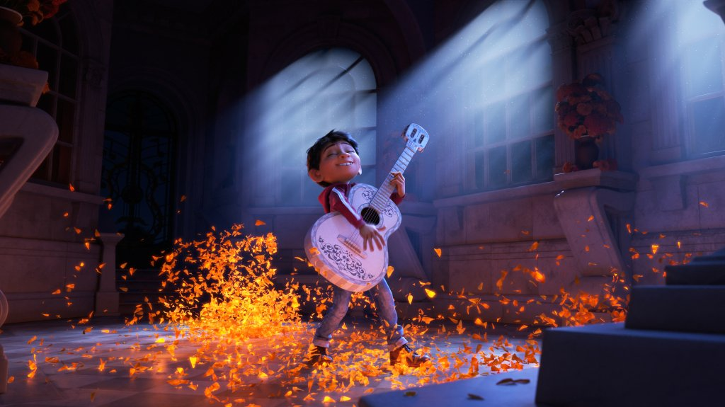 Box office: Coco topping JusticeLeague with $70 million over Thanksgiving weekend