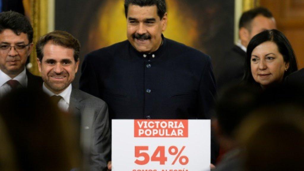 Venezuela in fresh defaults on two bonds: S&P