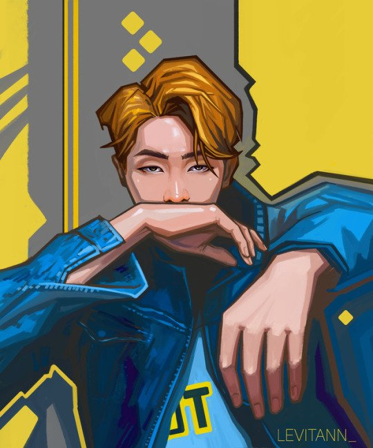Leader appreciation post ✨ https://t.co/pSimIsKgtQ (by @levitann_) #BTS https://t.co/pgrctLIEUi