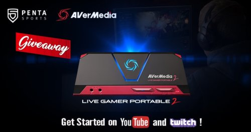 Win AVerMedia LGP2 Giveaway November 2017 - win giveaway rt freebies entertowin