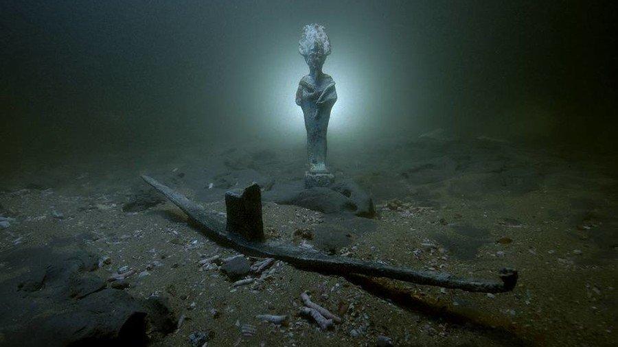 3 Roman-era shipwrecks discovered off Egypt coast (PHOTOS)