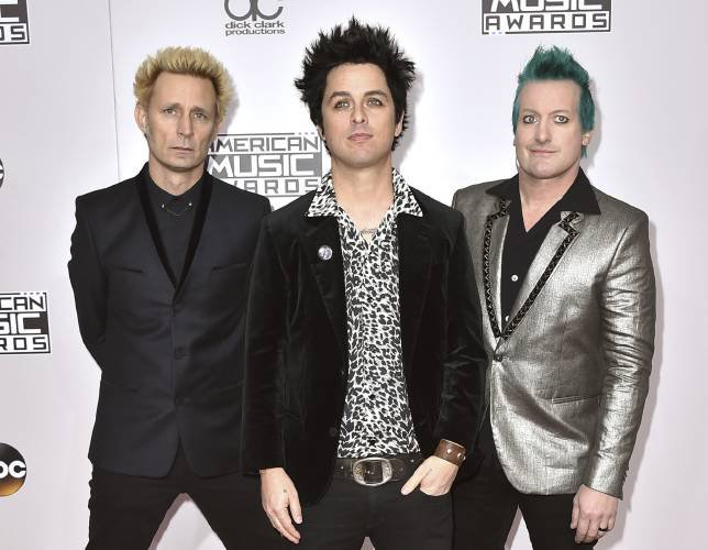 Green Day releases greatest hits