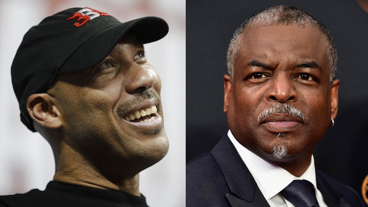 Actor LeVar Burton wrongly targeted in feud between Pres. Trump and LaVar Ball https://t.co/AFFuDxfsdT #NBC4 https://t.co/85TGHrd3HT