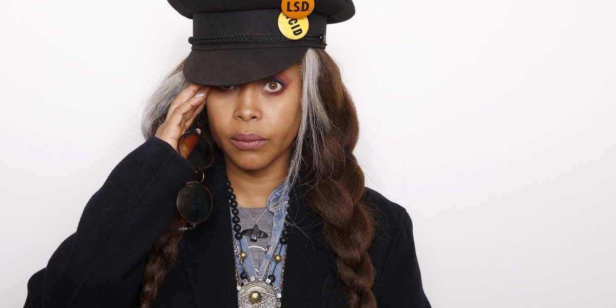 Badu offers 'soul therapy' before Soul Train Awards