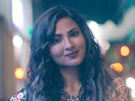 Vidya Vox proud to be an Indian in the US