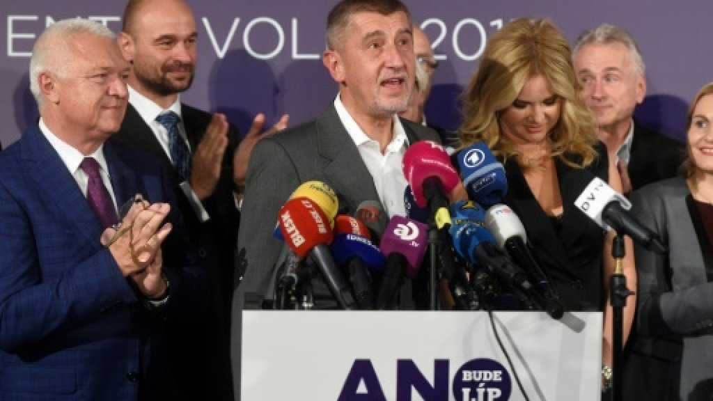 Czech mogul loyalist elected parliament speaker