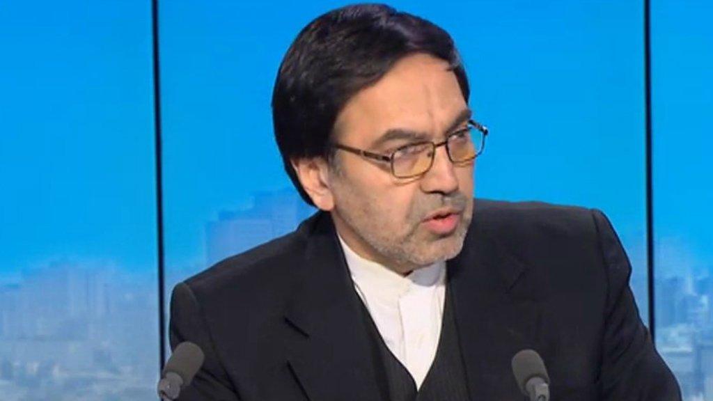 S. Arabia 'has questions to answer' on Hariri, says Iran ambassador