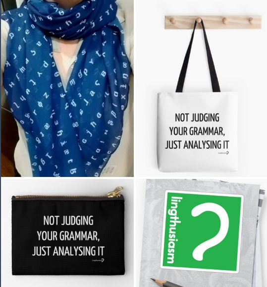 test Twitter Media - Scarf 'em up!: Is there a linguist in your life? Puzzled for a present that might really shiver their timbers? I… https://t.co/1eapHpciiG https://t.co/gMw0m2ohqc
