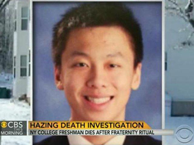 Frat found guilty in pledge's 2013 hazing death in Poconos