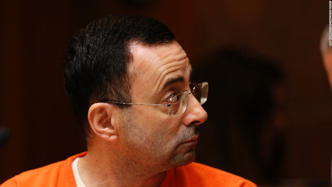 Former USA Gymnastics doctor Larry Nassar has pleaded guilty to criminal sexual conduct https://t.co/HJobnAYsvS https://t.co/dbEbmoSDtP