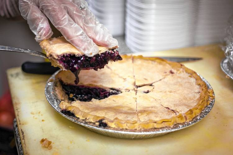 PHOTOS: Windmill preps for Thanksgiving