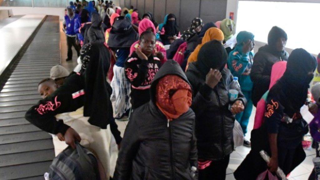 France calls urgent UN meeting over Libya slavery