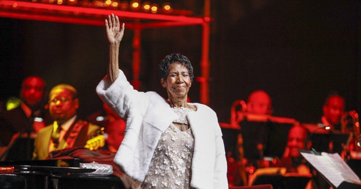 Aretha Franklin shoots down rumored health concerns: 'I'm doing well' https://t.co/WZvWTmsrqn https://t.co/HwAQ9CtdgT