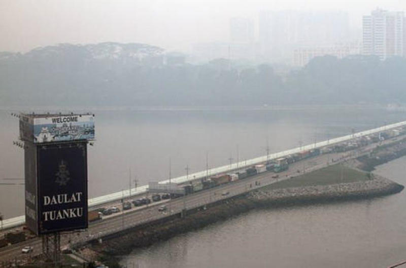 Malaysia thanks Indonesia for tackling forest fires, keeping haze away