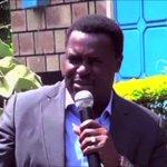 Why Governor wanta Raila at the Hague