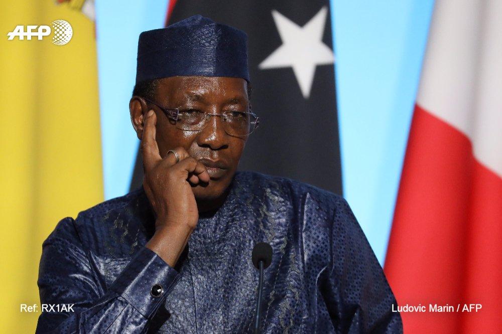 Tchad: des rébellions armées inquiètent de nouveau à N'Djamena