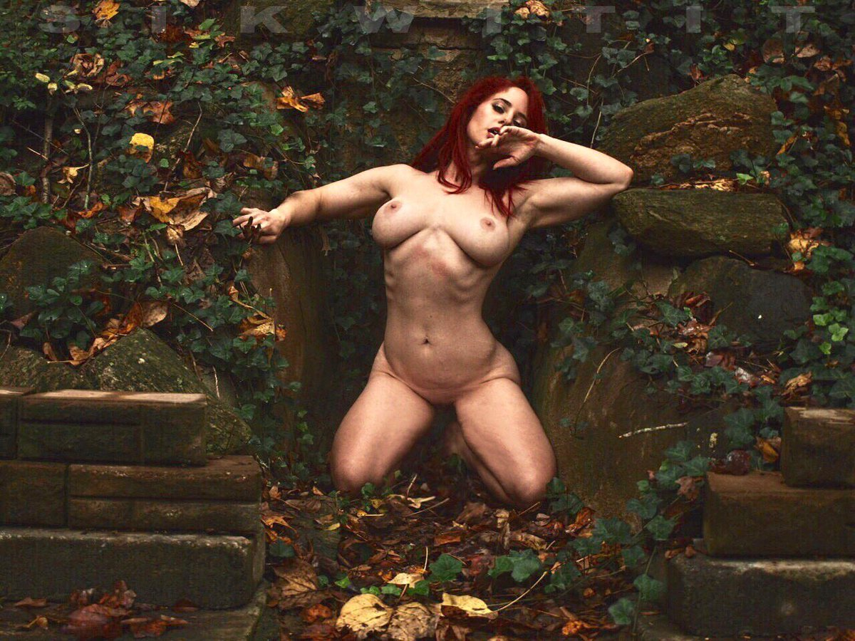 I was asked to share the #uncensored version with my awesome fans here. Here's my nakedness in nature's