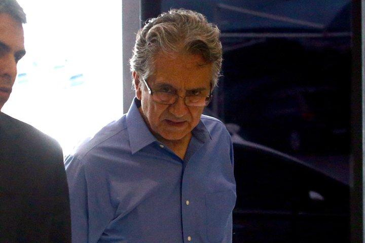 @BroadcastImagem: Maciste Granha, preso em nova fase da Lava Jato, é encaminhado à PF, no Rio. Fábio Motta/Estadão