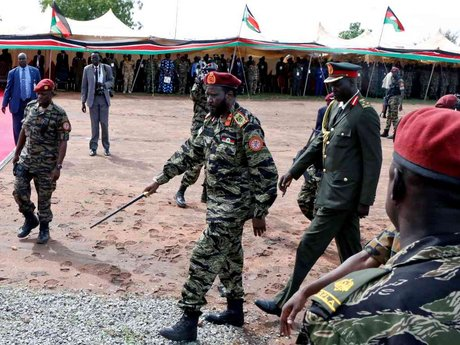 27 killed in fighting between South Sudan rebels and army