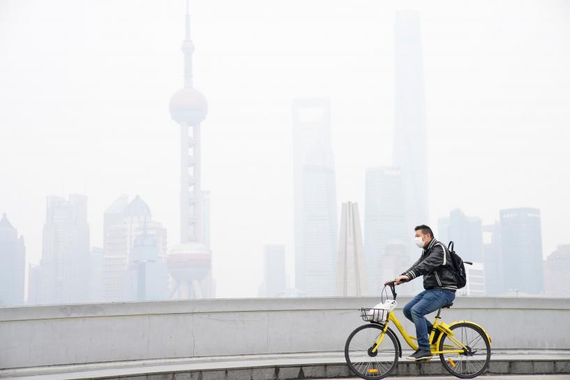 No joke: China government warns northern cities to get serious in war on smog https://t.co/cSEj42ZQqO https://t.co/dxsd2m2n2Q