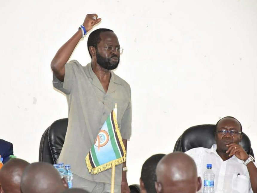 Nyong'o bans non-NASA demos in Kisumu